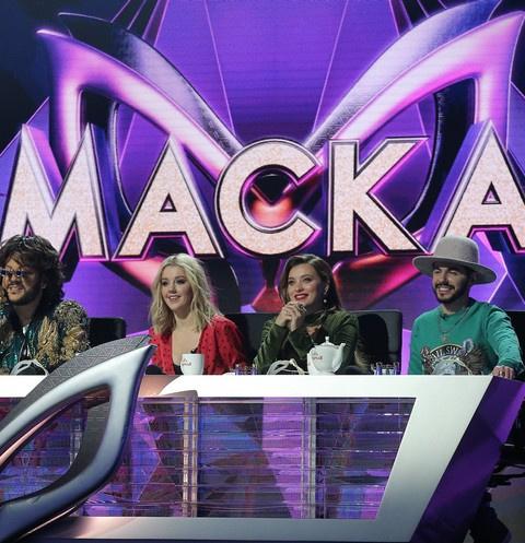 Шоу «Маска» бьет все рейтинги на телевидении
