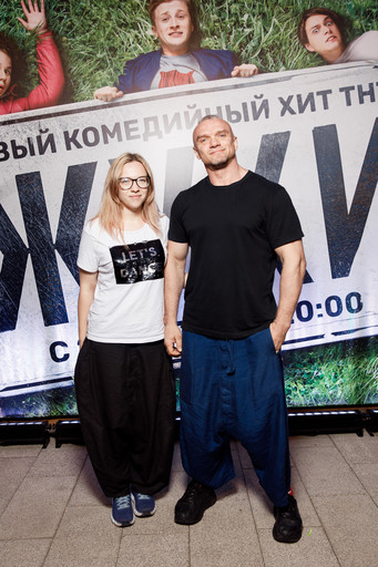 Владимир Епифанцев и Юлия Семенова