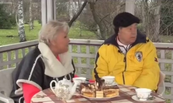 Николай Караченцов и Людмила Поргина