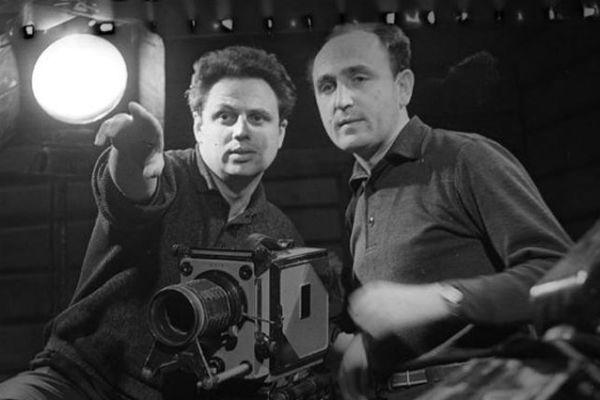 Валерий Усков и Владимир Краснопольский