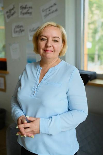 Оксана Торопова