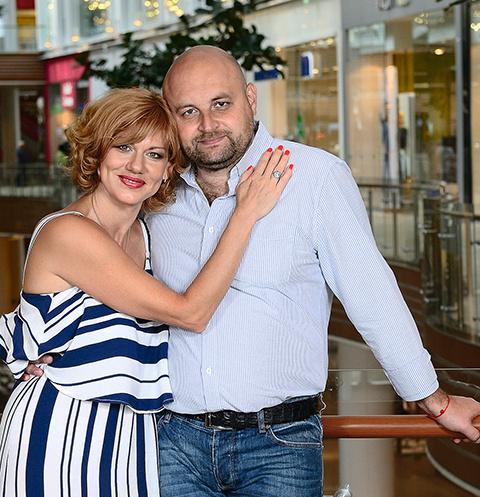 С Еленой мужчину познакомила его бывшая жена — Екатерина Климова