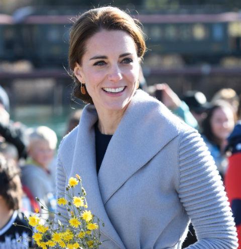 Зарубежные СМИ обсуждают имя будущего ребенка Кейт Миддлтон