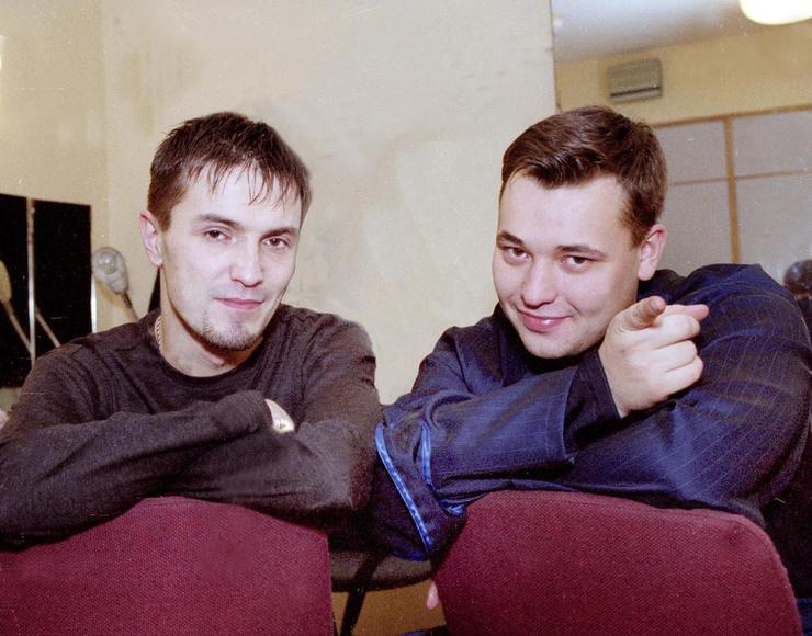 Потехин и Жуков вместе шли к успеху, но жизнь со временем их развела
