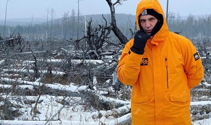 Масленников давно мечтал посетить перевал Дятлова