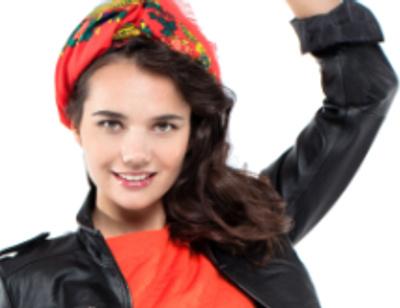 Мастер-класс: Два образа актрисы сериала «Закрытая школа»