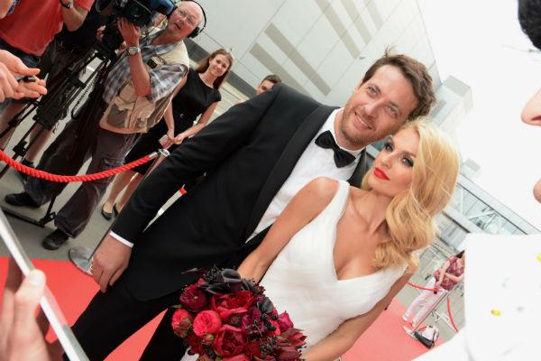 Александра и Кирилл женаты уже восемь лет
