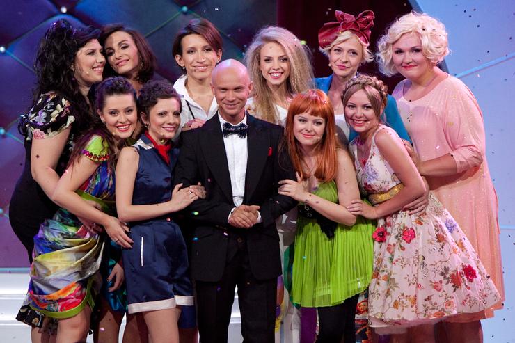 Шоу Comedy Woman на ТНТ прославило Марию на всю страну
