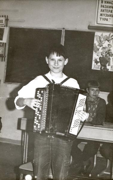 С детства Тимур любил выступать на публике