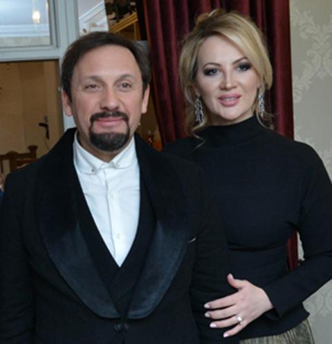 Стас и Инна Михайловы
