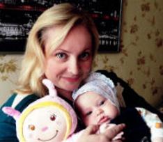 Светлана Пермякова празднует день рождения дочери