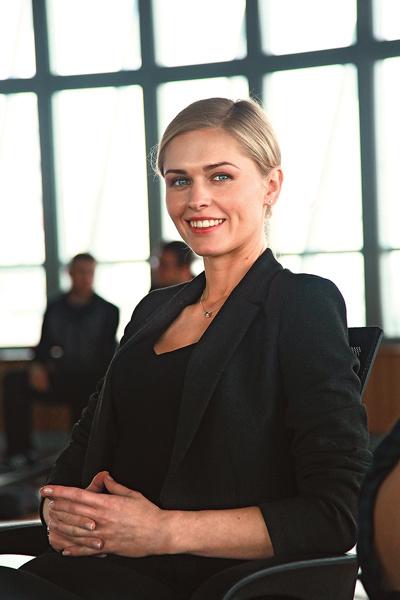 Актриса надеется в будущем выучить русский язык