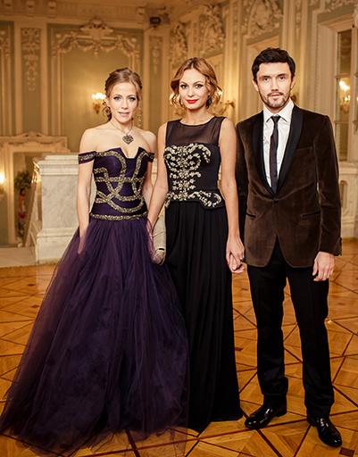 Юлия Аршавина, Инна и Юрий Жирков