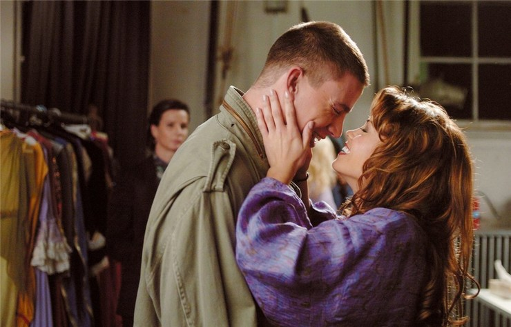 Ченнинг и Дженна были одной из самых ярких пар Голливуда