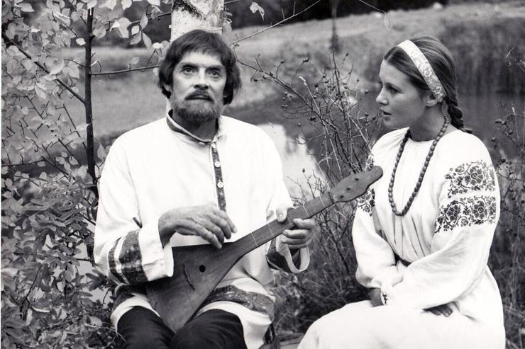 «Серебряные струны» были посвящены биографии создателя первого в России оркестра народных инструментов Василия Васильевича Андреева
