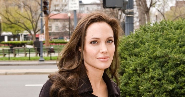 Анджелина Джоли впервые показала роскошный дом в Лос-Анджелесе
