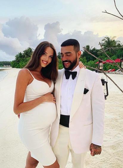 Тимати станет отцом во второй раз
