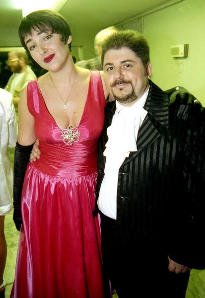Цекало и Лолита начали выступать вместе в 80-е