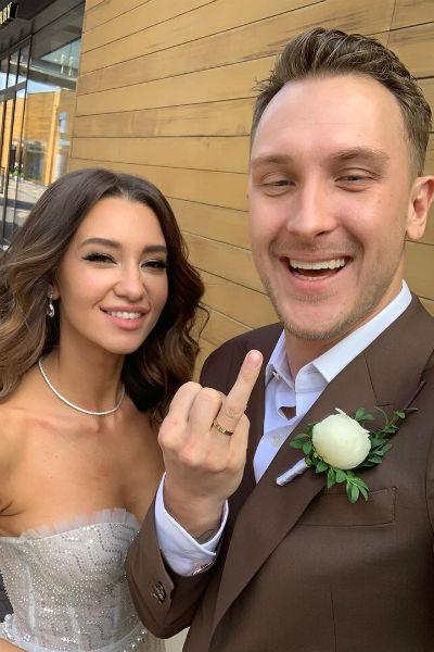 Рэпер T-killah женился