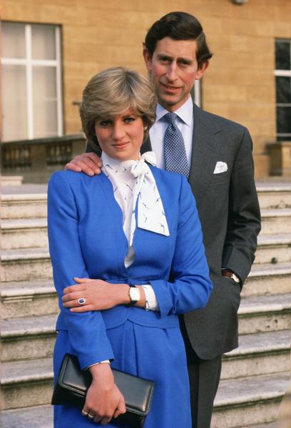 Диана столкнулась с булимией в тот период, когда ее брак с Чарльзом дал трещину