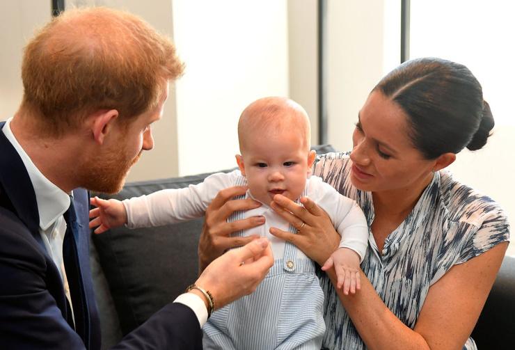 У самого Гарри, как и у его сына, практически не было шансов занять престол