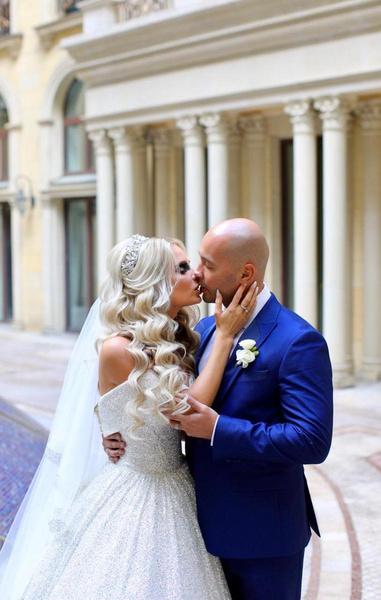 Свадьба Кристины и Андрея состоялась 1 июня