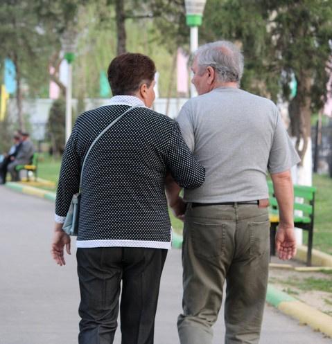 Супруги прожили 73 года вместе и умерли в один день