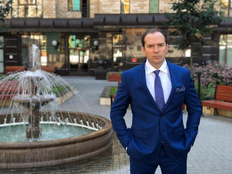 Сергей Жорин представляет интересы Пригожина