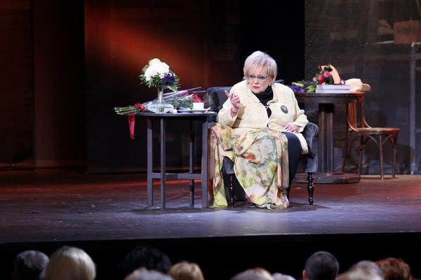 Галина Волчек была для актера второй мамой