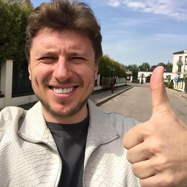 Предполагаемый избранник Людмилы Путиной Артур Очеретный