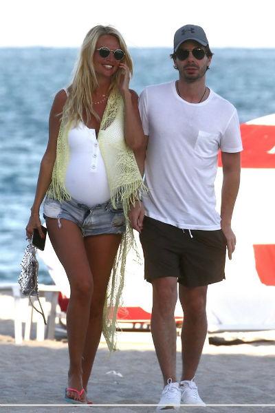 Игорь Булатов и Виктория Лопырева отдыхают в Майами