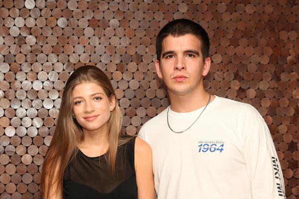 Сейчас рядом с Сашей почти всегда находится ее возлюбленный, рэпер Feduk