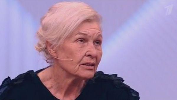 Бабушка Стеллы Барановской Лидия Петровна