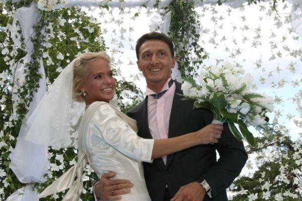 Наталья Ионова и Александр Чистяков поженились летом 2006 года