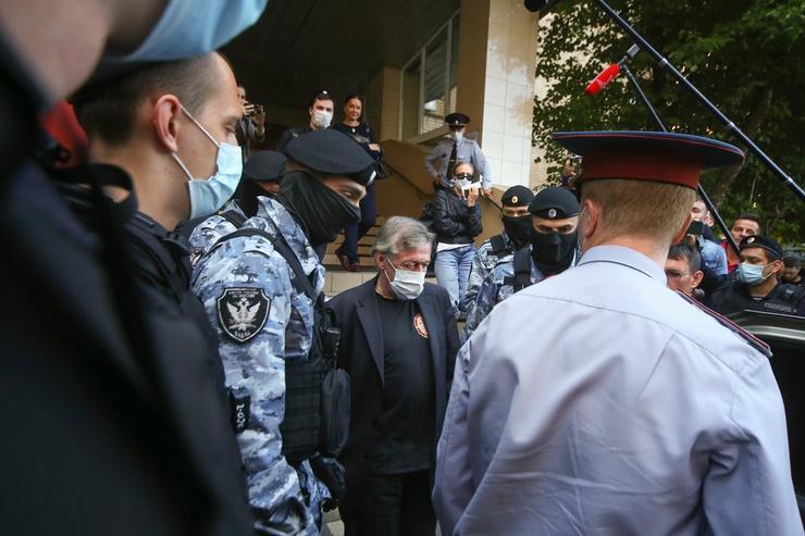 Сейчас Ефремову грозит до 12 лет тюрьмы