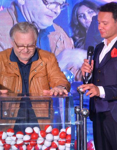 Юрий Антонов стал почетным гостем мероприятия