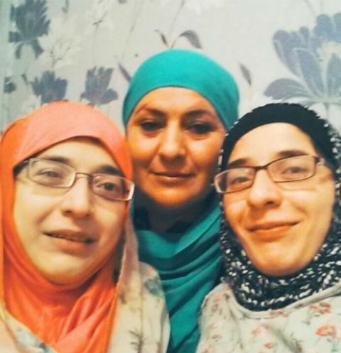 Семья Резахановых