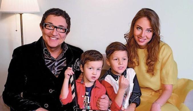 Пятилетний сын Дмитрия Диброва стал телеведущим