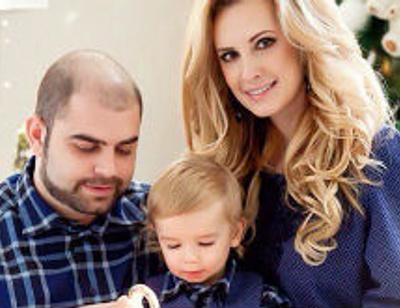 Ольга и Илья Гажиенко переехали в собственную квартиру