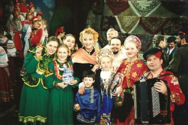 «Эх, Семеновна!» была главным конкурентом программы Заволокина