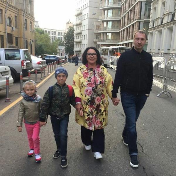 Бабкина терпела побои мужа ради сына