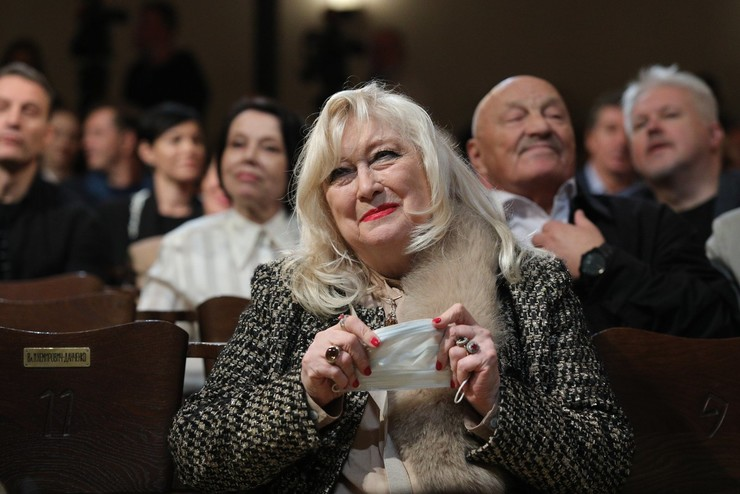 Ирина Мирошниченко недавно перенесла тяжелую форму ковида