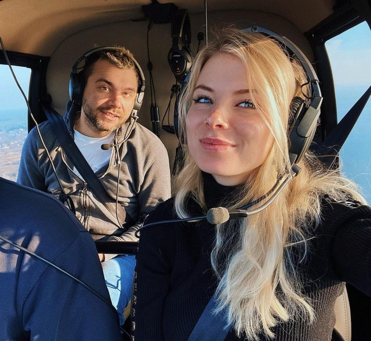 Никита и Ирина впервые стали родителями