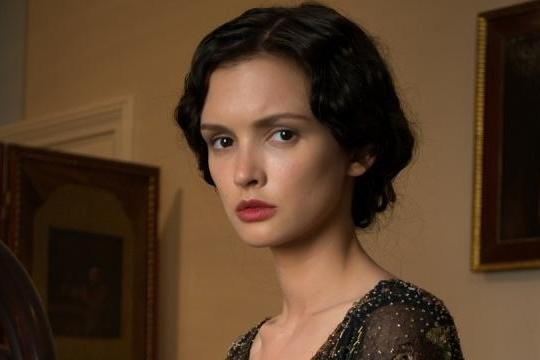 Паулина Андреева сыграла роль княгини Ирэн, супруги Юсупова