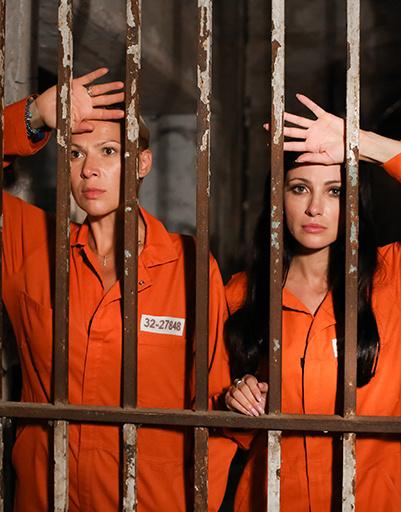 """Анастасия Макеева, Лика Рулла  в тюрьме в Филадельфии, """"Chicago"""""""