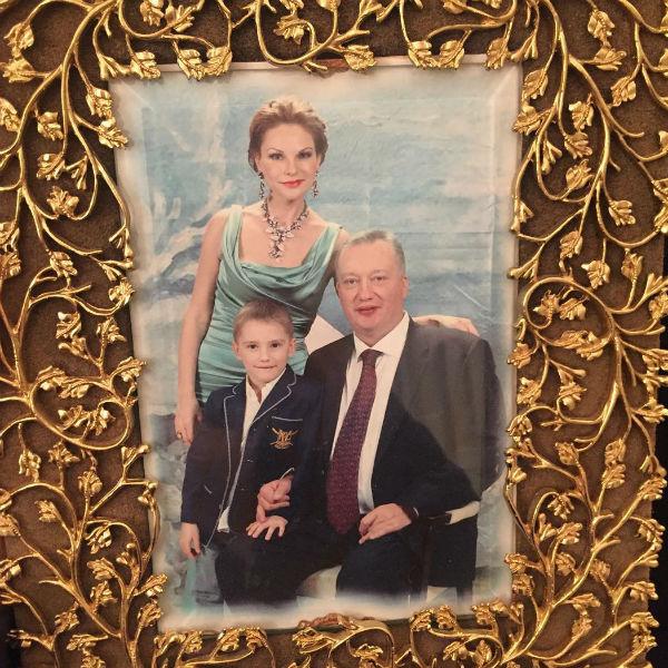 В 2005 году у Вадима Тюльпанова родился сын