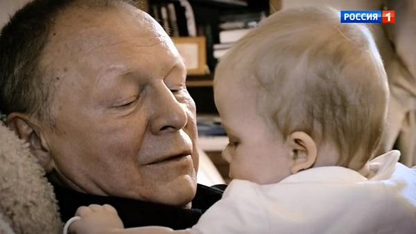 Борис Галкин с дочерью Анной