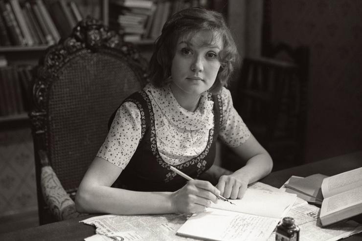 Вера Алентова сыграла главную роль в картине «Москва слезам не верит»