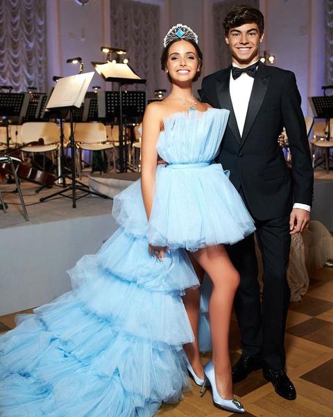 Тоня Худякова и Марсель