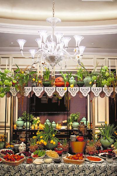 Королевский люкс LOTTE PLAZA HOTEL MOSCOW